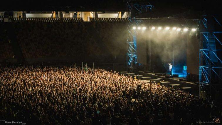 Во Львове отменили концерт еще одного известного певца. Подробности