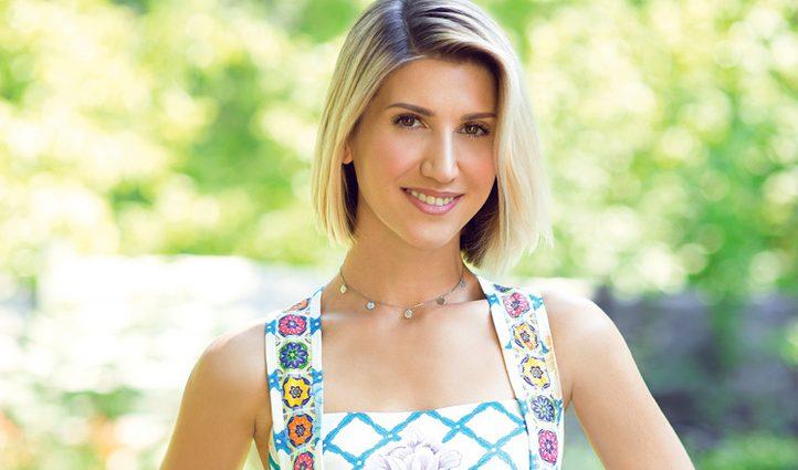 Экс-телеведущая проекта «Взвешенные и счастливые» впервые показала лицо своей дочери