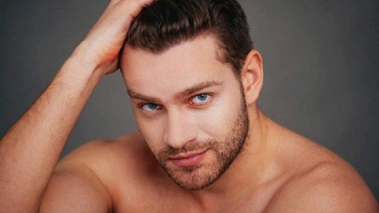 Украинского актера признали самым красивым человеком в мире