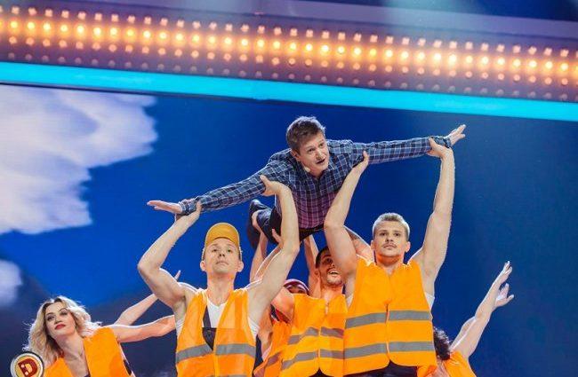 «Такое случилось впервые за всю историю шоу»: Актер Евгений Сморыгин оконфузился во время выступления