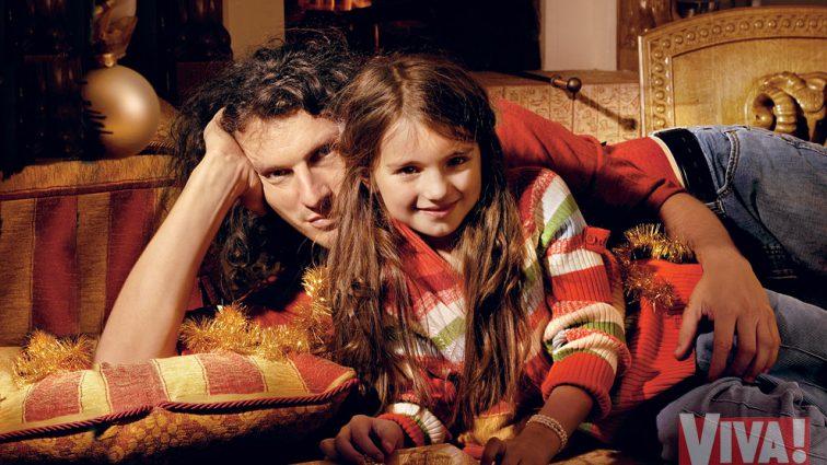 «Маленький ангел стал настоящей красавицей»: Как изменилась дочь Скрябина и чем занимается девочка после трагической смерти певца