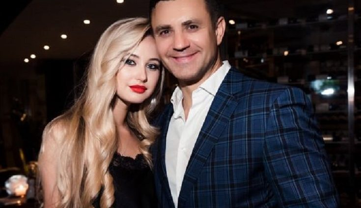 Жена Николая Тищенко откровенно ответила на слухи о своей беременности