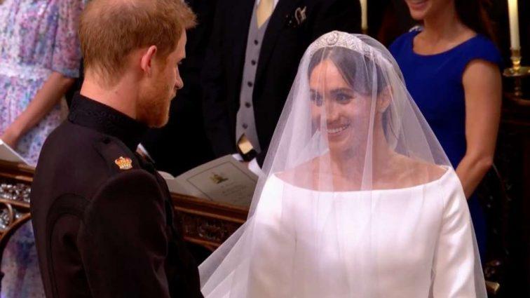 Свадьба века: Вечерний образ Меган Маркл поразил фанатов