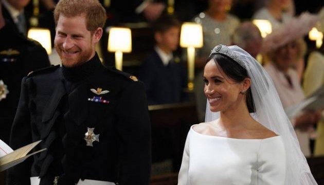Когда твой бывший женится: выражение лица экс-девушки принца Гарри активно обсуждают в Сети