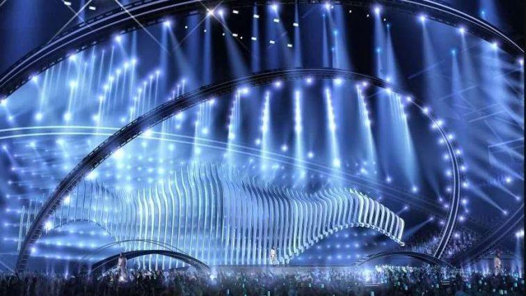 «Прямо на сцене»: С фавориткой «Евровидения 2018″ произошел неприятный конфуз