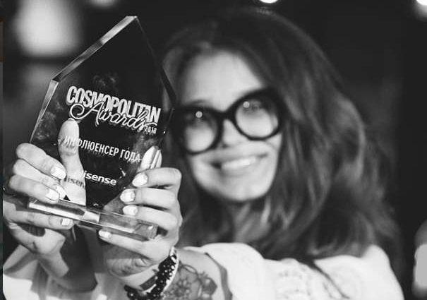 «Словно в сказку попала»: как обычная украинка получила одну из самых престижных наград в Украине