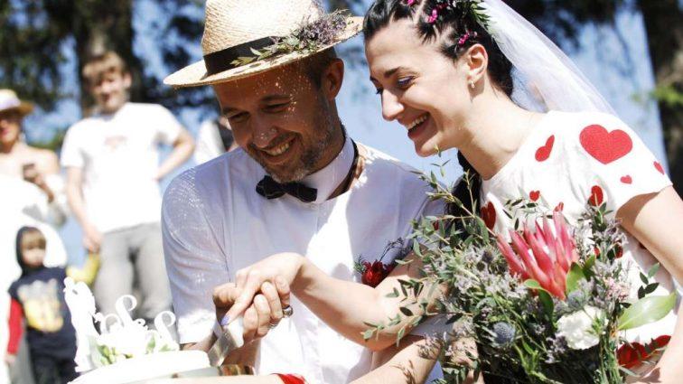 «Одно из лучших событий в нашей жизни»: Бабкин откровенно рассказал о своей свадьбе