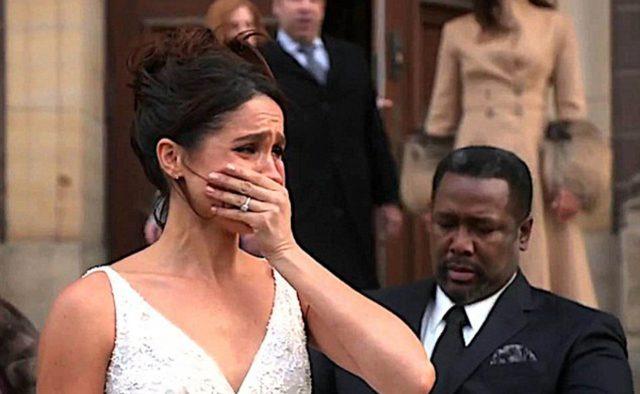 «Я заплакал»: Одиозный отец Меган Маркл дал первое интервью после свадьбы дочери
