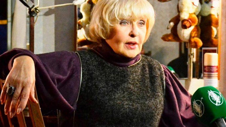 «Боже упаси. Мы же не идиоты…»: Легендарная украинская актриса жестко высказалась о выступлениях в России