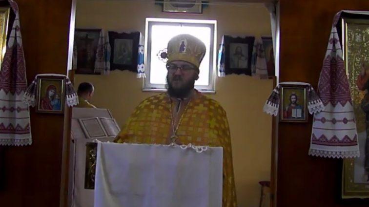 «Пошел петь, потому что деньги дороже …»: Тернопольский священник набросился на Олега Винника