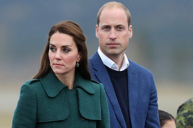Пока Кейт в декрете: Принц Уильям не сводил с Кайли Миновг глаз