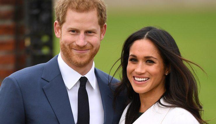 В СМИ сообщают: Меган Маркл и принц Гарри ждут первенца