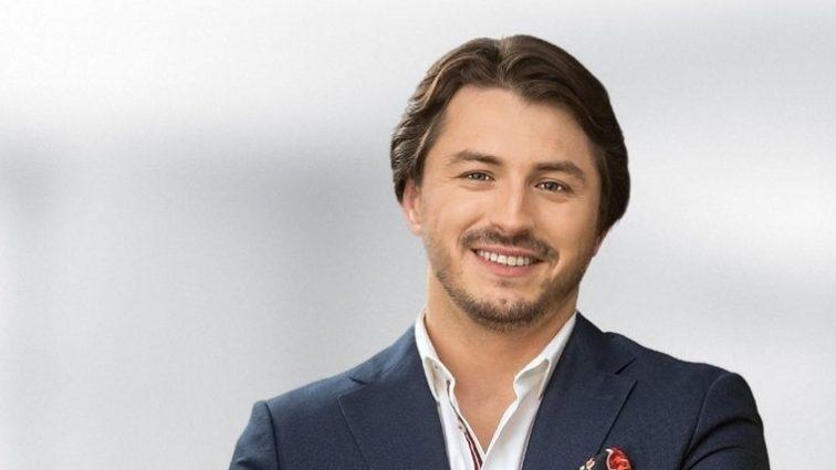 «Мои»: Сергей Притула похвастался молодой женой