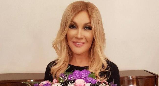 Любительница России Таисия Повалий сделала скандальное признание