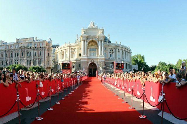 В Одессе стартовал 9-й международный кинофестиваль: первые звездные гости