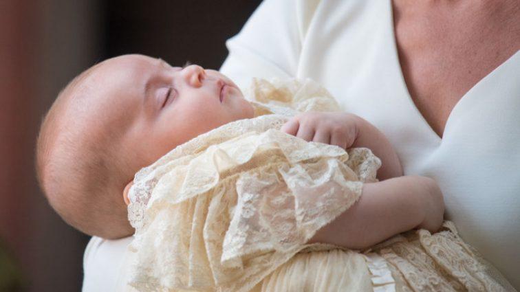 Королевское торжество: Кейт Миддлтон и принц Уильям крестили сына