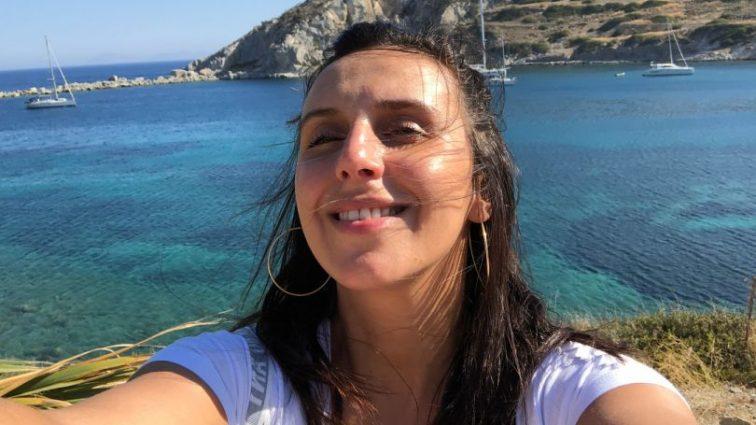 «Маленький курортник»: Джамала показала яркие фото из семейного отдыха