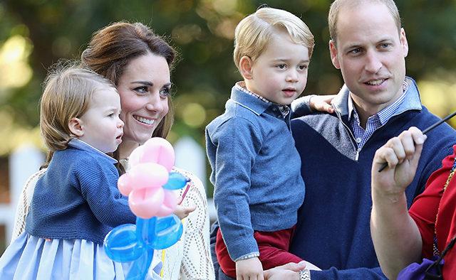 Принцу Джорджу исполнилось пять лет. Новое фото маленького принца