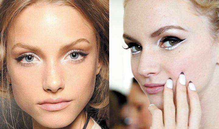 Склеенные ресницы и мокрые губы: Трендовые приемы макияжа этим летом, которые нужно знать каждой