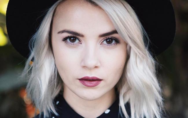 Известная певица Мика Ньютон вернулась в Украину отпраздновать девичник