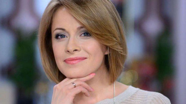 Елена Кравец появилась на шоу «Лига Смеха» в платье за восемь тысяч гривен