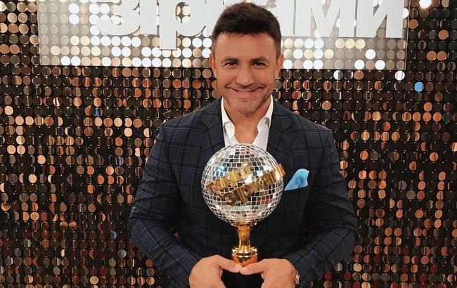 Николай Тищенко покинул проект «Танцы со звездами». Как прокомментировала его вылет жена