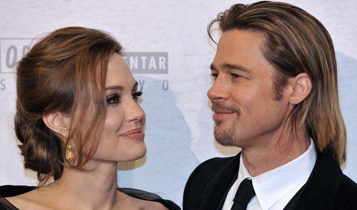 «Это успех»: Брэд Питт и Анджелина Джоли встретились на тайном свидании