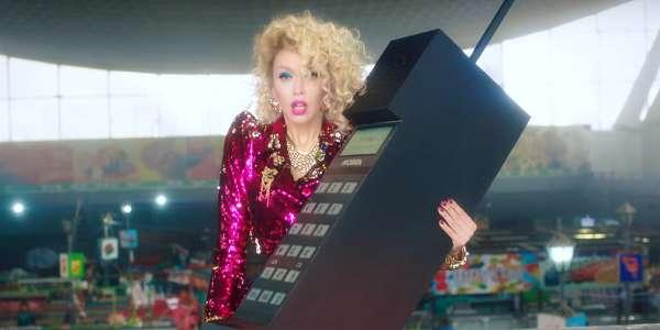 Украинская певица исполнит экстремальный трюк во время своего шоу