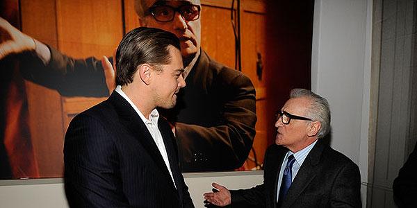 «Я безумно рад воссоединиться»: Ди Каприо и Скорсезе снова вместе