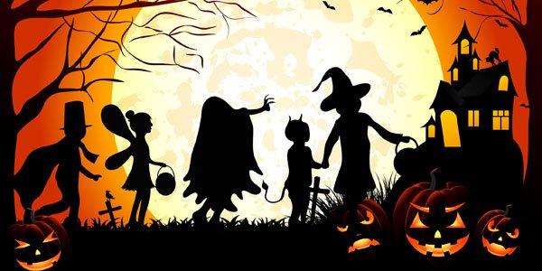 Топ-5 культовых фильмов на Хэллоуин