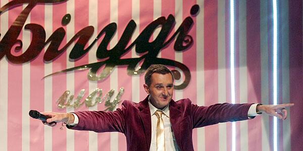 Известный шоумен Дядя Жора выступил на кастинге «Х-фактор»