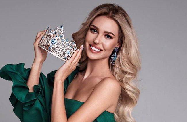 Платье весом 15 кг «Мисс Украина Вселенная» представит Украину в роскошном платье, которое  имеет собственное название: яркие фото