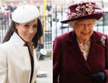 «Дискриминация?»: Меган Маркл не пустили на балкончик к Елизавете II во время мероприятия
