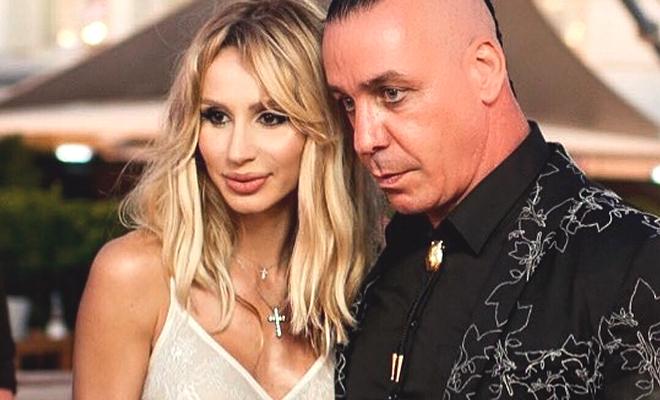 Лидер группы Rammstein Тилль Линдеманн высказался относительно «особых» отношений с Лободой
