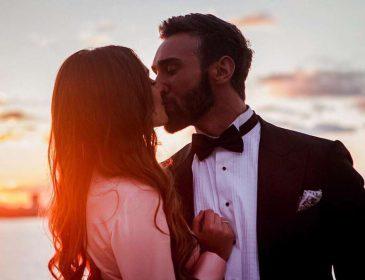 «Невероятная пара!»: Иракли Макацария и Мишель Андраде вместе посетили светский раут