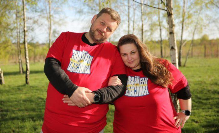 «Люблю больше жизни»: «Взвешенная» Марта Марнауз показала трогательное фото с мужем и дочерью