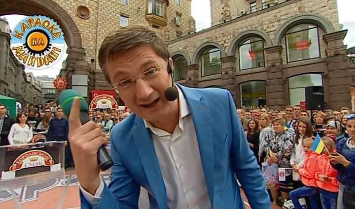 20 лет на ТВ: легендарное шоу «Караоке на Майдане» закрывают