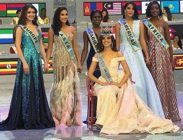 Королева красоты: кто завоевал престижную корону на конкурсе «Мисс Мира 2018»