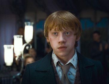 Звезда «Гарри Поттера» Руперт Гринт рассказал, как хотел все бросить и уйти из легендарного фэнтези