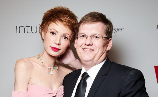 Роман года: телеведущая Елена-Кристина Лебедь показала, как развлекается с вице-премьером