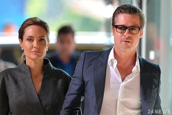 «Детали сделки строго конфиденциальные»: Джоли и Питт наконец «поделили» детей