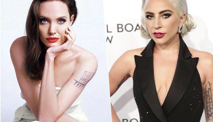 «Соперничество зашло далеко»: Анджелина Джоли и Леди Гага поссорились из-за новой роли