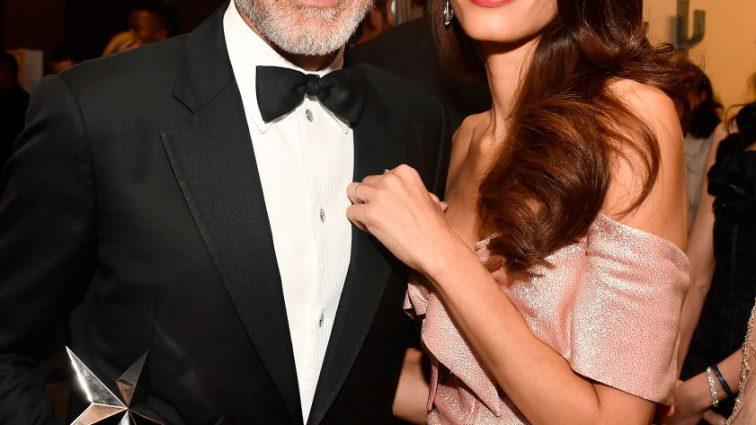 Меган Маркл, похоже, останется без кумовьев: Джордж и Амаль Клуни расстаются?