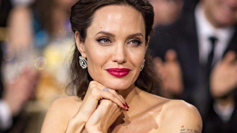 Анджелину Джоли «поймали» на свидании с новым избранником: кто же он?