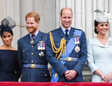 Несмотря на конфликты: королевская семья удивила общим новогодним видео