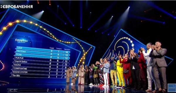Популярная украинская группа, финалист национального отбора Евровидения объявила о своем распаде
