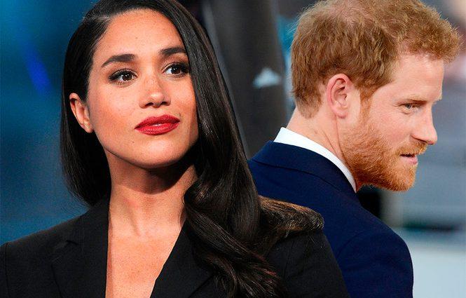 «Он часто туда ходит»: принц Гарри нарушил данное Меган Маркл обещание не пить