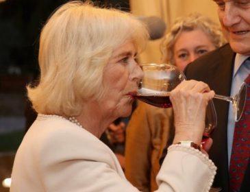 «Запустила бокалом и порвала ожерелье»: Жена принца Чарльза яростно набросилась на королеву Елизавету