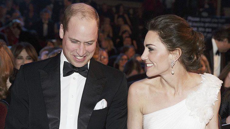 «По-королевски скромно и элегантно»: Кейт Миддлтон поразила образом «невесты» на церемонии награждения BAFTA
