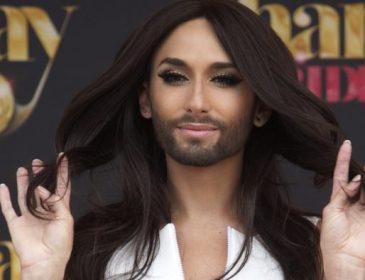 «На себя не похожа и без волос»: Кончита Вурст кардинально сменила имидж